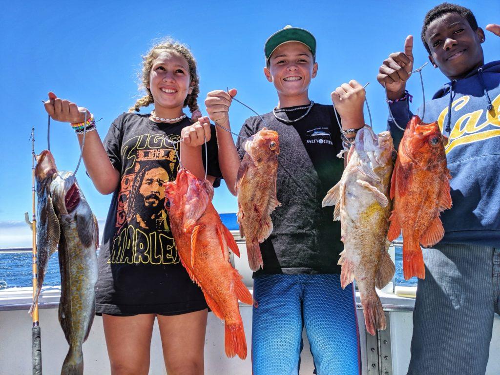 monterey bay fishing
