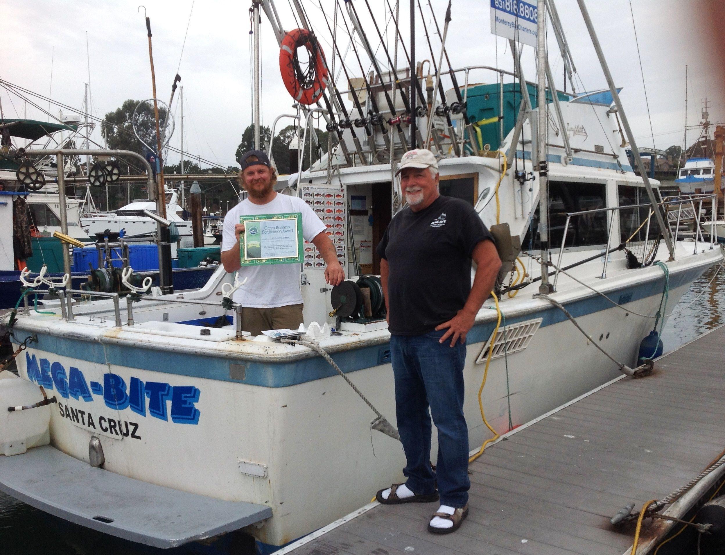 monterery bay fishing charters